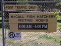 Image for McCall Fish Hatchery - McCall, Idaho