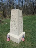 Image for First Shot Monument - Battle of Gettysburg, PA