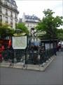 Image for Station de Métro Temple - Paris, France
