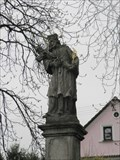 Image for St. John of Nepomuk - Dozice, Czech Republic