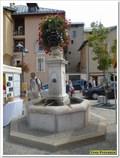 Image for Fontaine de la place de la mairie - Barcelonnette, Paca, France