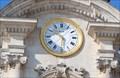 Image for Église Saint Sébastien clock - Nancy, FR