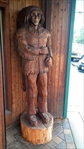 Image for Sisters Drug & Gift Cigar Store Indian - Sisters, OR