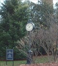 Image for St. Anselm College Clock  -  Manchester, NH