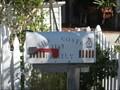Image for Stenciled Mailbox - Santa Clara, CA
