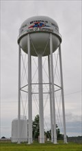 """Image for Metropolis """"Home of Superman"""" Water Tower"""
