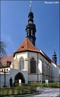 Image for Kostel Zvestování Panny Marie a Ctrnácti svatých pomocníku / Church of Annunciation of Virgin Mary and Fourteen Holy Helpers - Kadan (North-West Bohemia)