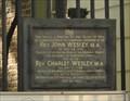 Image for Conversion of John & Charles Wesley -- St. Botolf-without-Aldersgate. Aldersgate, City of London, UK