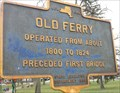 Image for Old Ferry - Elmira, NY