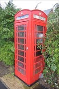 Image for Red Telephone Box - Stockton, Warwickshire, CV47 8JZ
