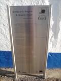 Image for Placa da Ermida de S. Gregório - [Borba, Évora, Portugal]