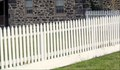 Image for George Weikert Farm Yard Fence - Gettysburg National Military Park Historic District - Gettysburg, PA