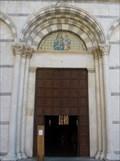 Image for Doorway of the Chiesa di Santa Caterina d'Alessandria - Pisa, Italy