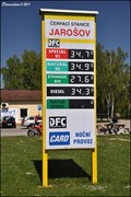 Image for Jarošov Fuel Station / Cerpací stanice Jarošov (Jarošov - South Bohemia)
