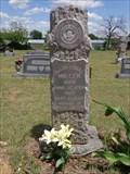 Image for Allen Estell Miller - Union Hill Cemetery - Joshua, TX.