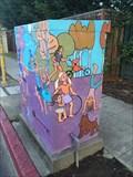 Image for Children Playing - Los Gatos, California