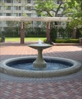 Image for Alumni House fountain - USC - Los Angeles, CA