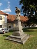 Image for Sv. Jan Nepomucký - Mirotice, CZ