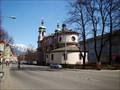 Image for Johanneskirche, Innsbruck, Tirol, Austria