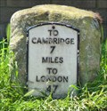 Image for Milestone - High Street, Sawston, Cambridgeshire, UK.