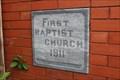Image for 1911 - First Baptist Church of Honey Grove - Honey Grove, TX