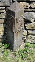 Image for Leeds Liverpool Canal milestone – Hapton, UK