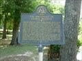 Image for The Birthplace of George McDuffie-GHM 094-7-McDuffie Co