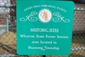 Image for Historic Sites, Shamong Township, NJ