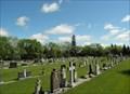Image for Saint Joachim Roman Catholic Cemetery - La Broquerie MB