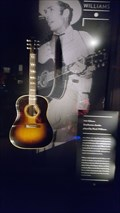 Image for Hank Williams' 1951 Gibson Southerner Jumbo - Seattle, WA