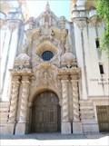 Image for Casa Del Prado Theater Doorway - San Diego, CA