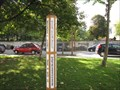 Image for Peace pole-Schengen-Luxembourg