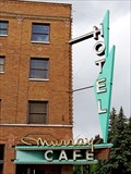Image for Murray Hotel Sign - Livingston, MT