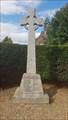 Image for Memorial Cross - Belstead, Suffolk
