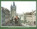 Image for Old Town Bridge Tower  by Vincenc Morstadt - Prague, Czech Republic