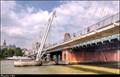 Image for Hungerford Bridge and Golden Jubilee Bridges (London)