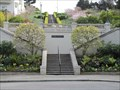 Image for Upper Lyon Street Stairs - San Francisco, CA