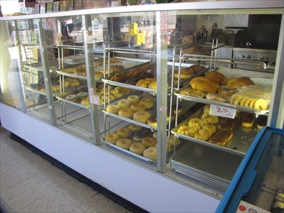 Donut Display, J. Georgie