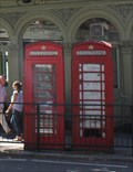 Image for Red Telephone Boxes -- 79 Marylebone High Street, Westminster, London, UK