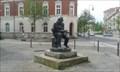 Image for Bertold Brecht Statue - Dessau, Sachsen-Anhalt, Deutschland