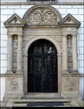 "Image for Renaissance portal of the Adam's Building (""Adamovo stavení"") - Zámek / Chateau - Jindrichuv Hradec (South Bohemia)"
