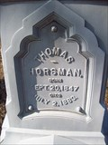 Image for Horsman @ Forestview Cemetery in River Forest IL