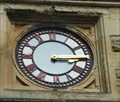 Image for Clock, Gatehouse, Great Malvern Priory, Great Malvern, Worcestershire, England