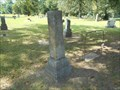 Image for Crofford F. Guest - Wheelock Cemetery - Millerton, OK