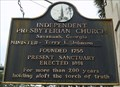 Image for Independent Presbyterian Church - Chatham Co - Savannah, GA