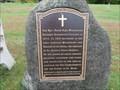 Image for Plaque du révérend Peter Paul Wzokhilain - Odanak, Québec
