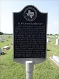 Image for Elm Grove Cemetery