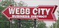 Image for Webb City - Neon Arrow - Missouri, USA.