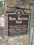 Image for Ben Burton Park - Athens, GA