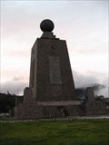 Image for Middle of the World (Mitad del Mundo) Monument near Quito, Ecuador